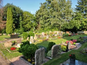 Steingräber-Feld Friedhof Naurod