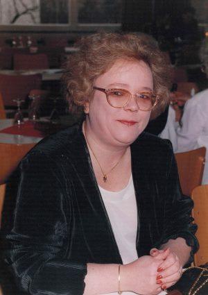 Portrait von Sieglinde Frey