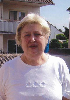 Portrait von Gerlinde Habich-Petrov
