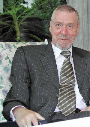Portrait von Hartmut D. Vollerthun