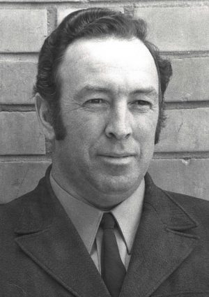 Portrait von Heinz Becker