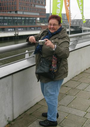 Portrait von Helga Kowarsch