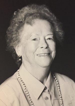 Portrait von Elisabeth Scherf