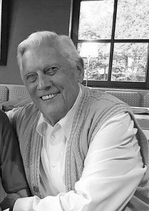 Portrait von Dr. Horst Menzinger