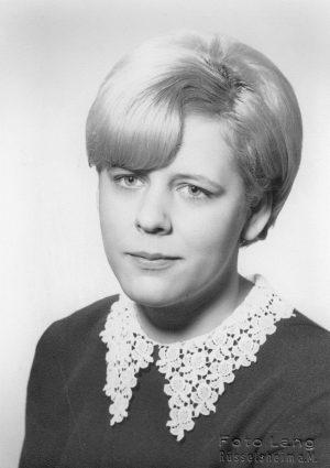 Portrait von Inge Sieben
