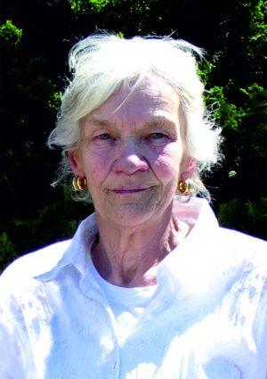 Portrait von Irene Buchholz