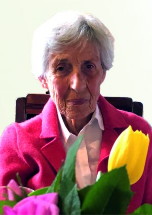 Portrait von Gudrun Grießhaber