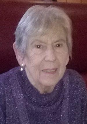 Portrait von Sieglinde Gerlach
