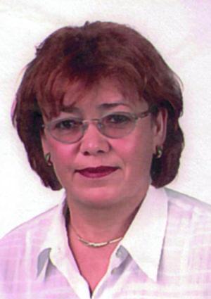 Portrait von Andjelka Palm
