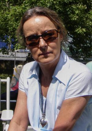 Portrait von Marion Meyer
